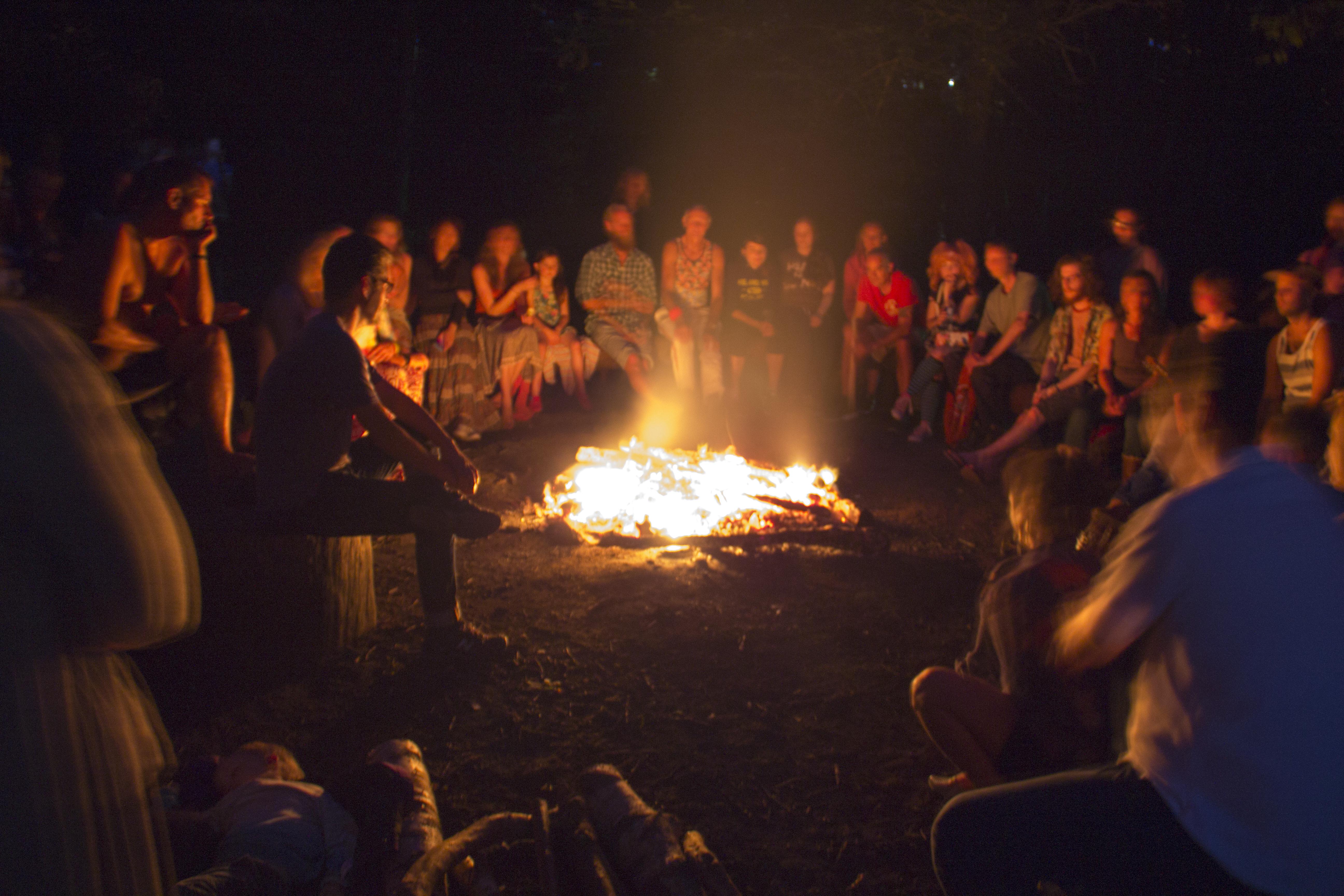 Campfire 2015